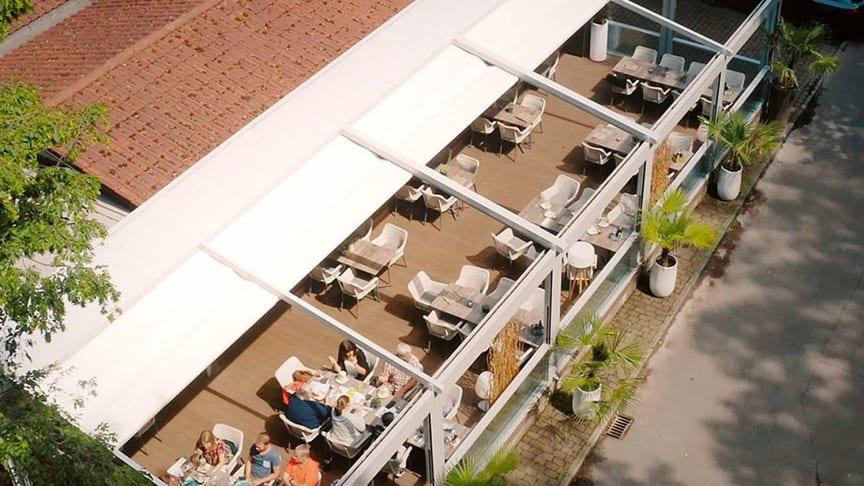 Terrassenüberdachungen – Gastlichkeit zu jeder Jahreszeit