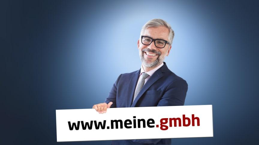 Am 22. Juni 2016 startet .gmbh: Neue Internetadressen für den Mittelstand