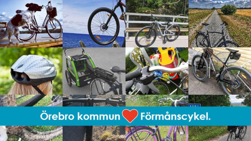 Rekordstort intresse för förmånscykel – nu över 4 200 beställda cyklar.