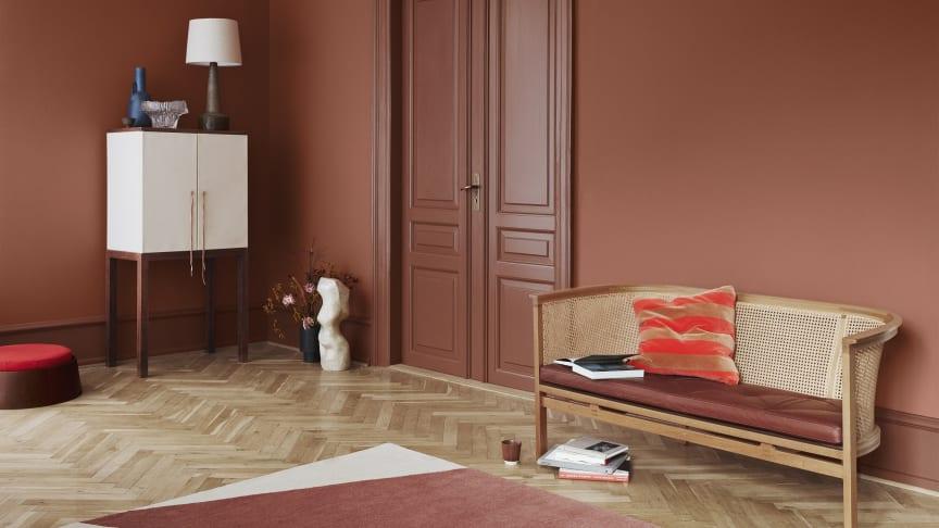 Der skal knald på farverne: Fem gode tips til indendørs maling