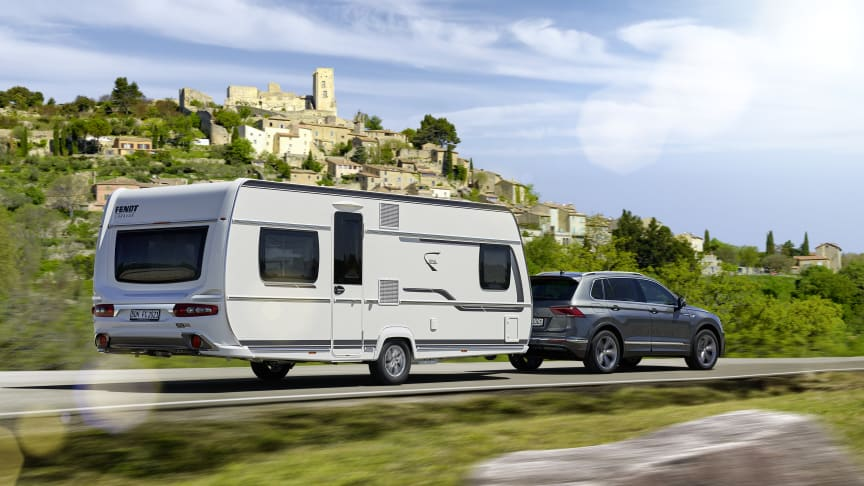 Opal 2021 von Fendt-Caravan