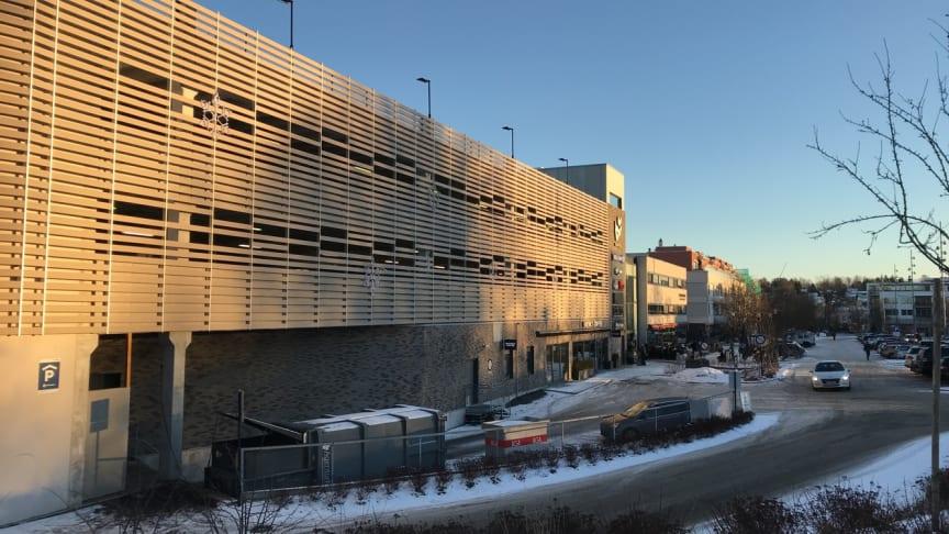 Ås Kvartal blir ny oppstillingsplass for Hertz BilPool