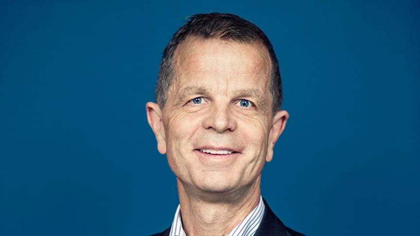 Göran Hellberg, generalsekreterare Prostatacancerförbundet. Fotograf: Rosie Alm.