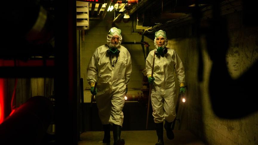 The Hot Zone har premiär på National Geographic 22 september 21.00 och visas med dubbelavsnitt.