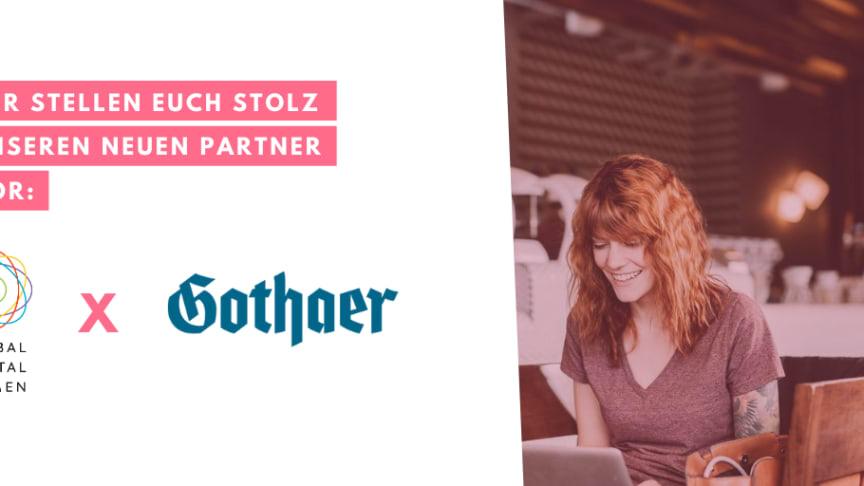 Gothaer startet Kooperation mit Global Digital Women