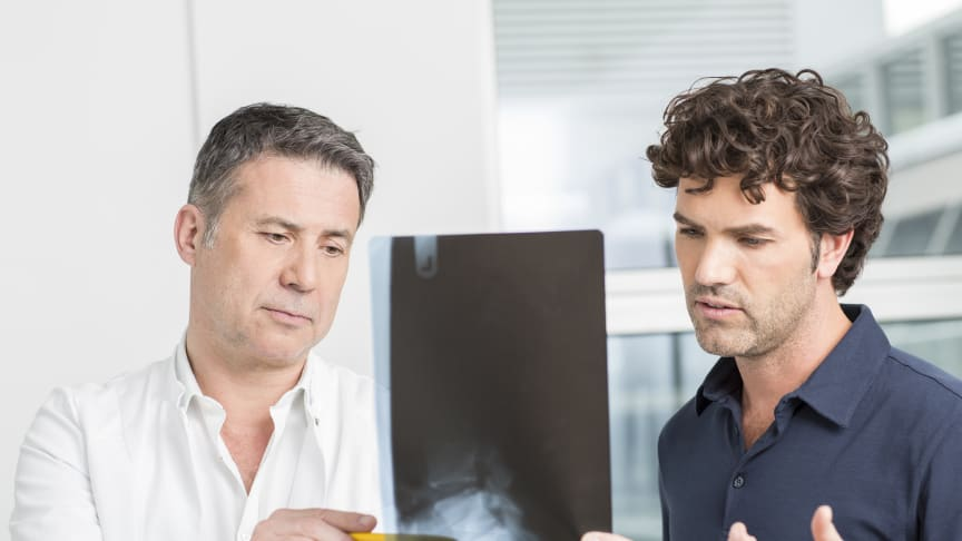 Muskelschwächen bleiben in der Arztpraxis oft unentdeckt