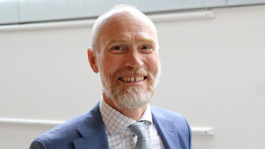 Rektor ved Høgskolen i Molde, Steinar Kristoffersen.