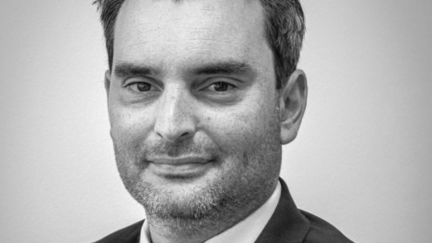 Dominik Masson, Leiter Mergers & Acquisitions bei amedes