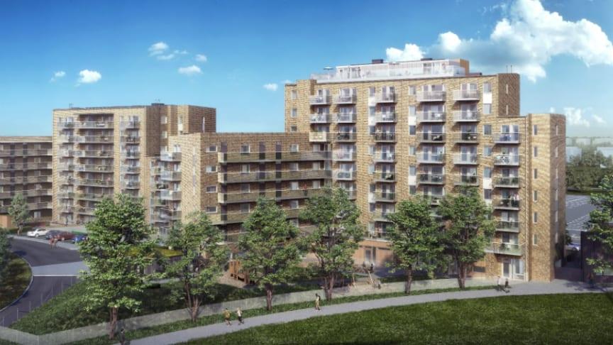 Riksbyggen tar Hyrköp av bostadsrätt till Skåne