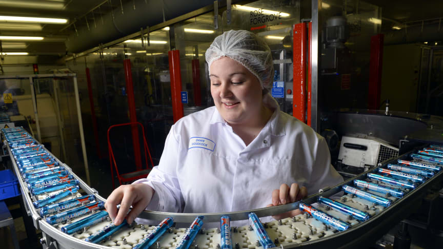Mondelez International ready to #FireItUp in the hunt for new apprentices