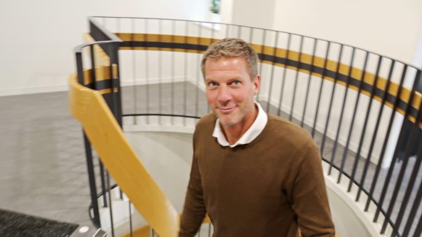 Jens Albrektsson, Affärsutvecklare Teknikutbildarna