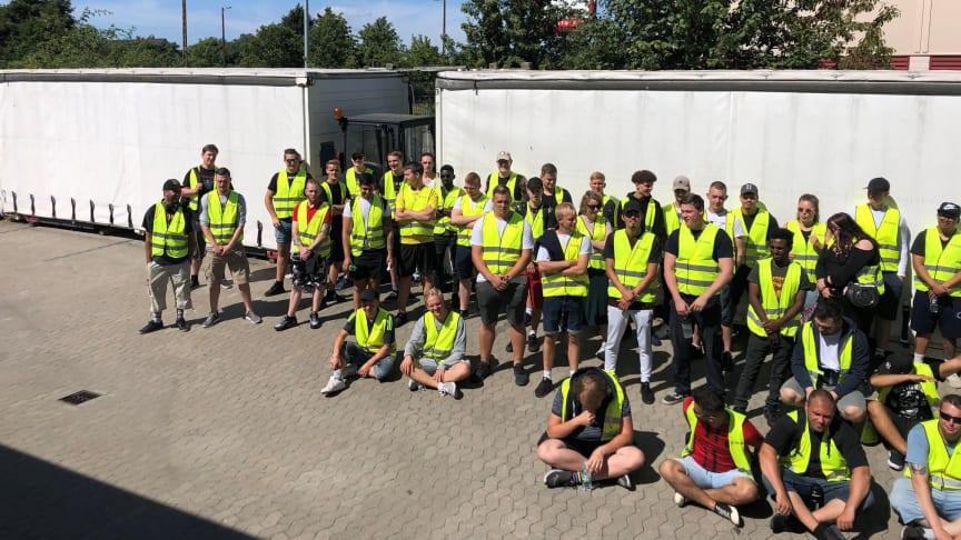 100 nye lærlinge skal afhjælpe chaufførmangel