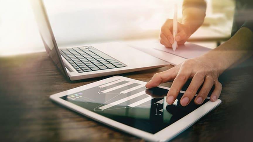 Teknikutvecklingen stressar fyra av tio småföretagare