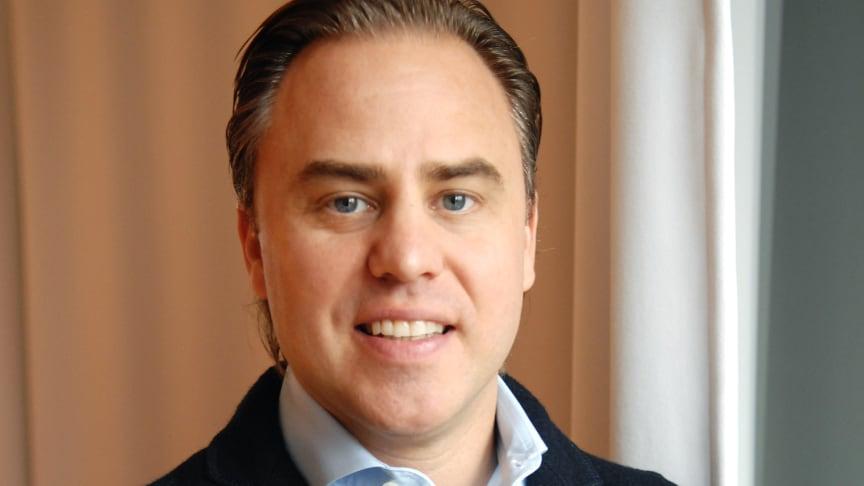 Stefan Glevén - Ny partner och styrelseordförande i Slättö Förvaltning AB