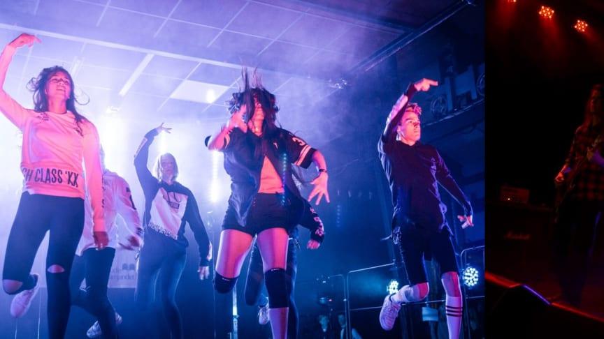 Anmälningsdags till Sveriges största musik- och dansturné