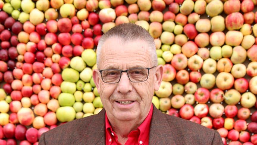 2018 års Guldäppelvinnare, Aad Wisse