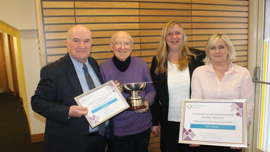ng homes Wins Top Environmental Award