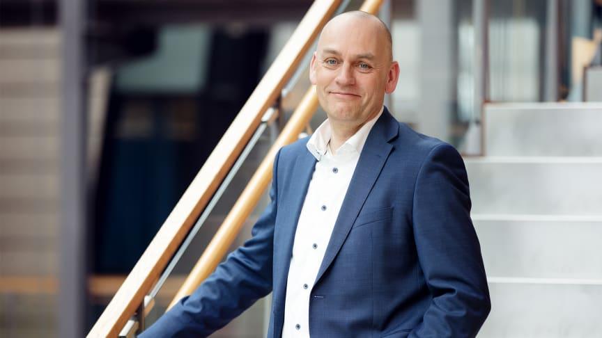 Bjørn Ivar Moen blir ny vd för Telenor Sverige den 1 oktober