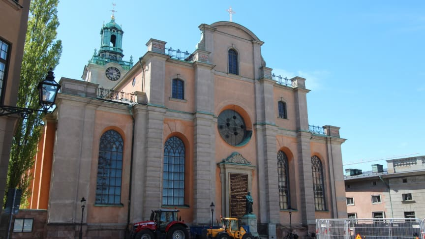 Storkyrkan i Stockholm