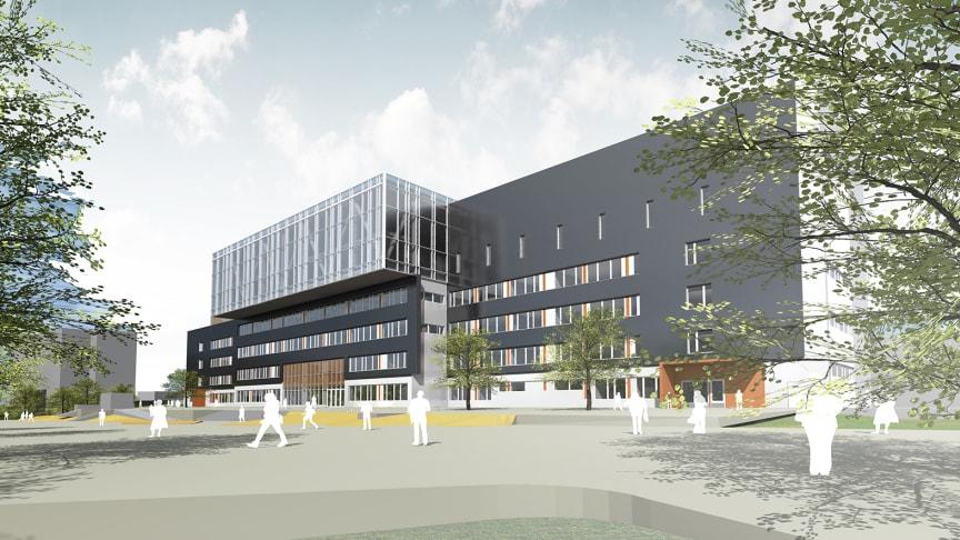 Brynseng skole blir FutureBuilt-prosjekt