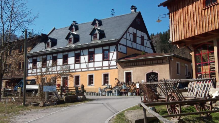 Rochhausmühle in Grünhainichen