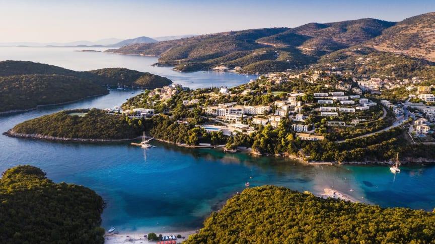 Uusi Apollo Sports -hotelli Sivota Retreat – powered by Playitas sijaitsee Kreikan Sivotassa.
