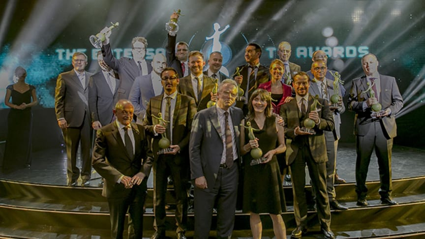 La chaîne TRACE Sport Stars à l'honneur lors des Eutelsat TV Awards