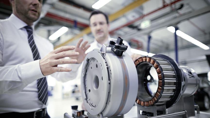 Audi TechFocus: Audi er producenten med flest patenter på elektriske drivlinjer
