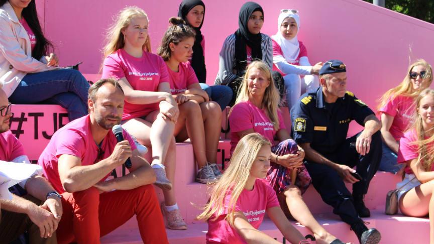 Helsingborgs stad och Tengbom kläckte tillsammans idén om en jämlikhetscertifiering efter projektet #VarÄrTjejerna.