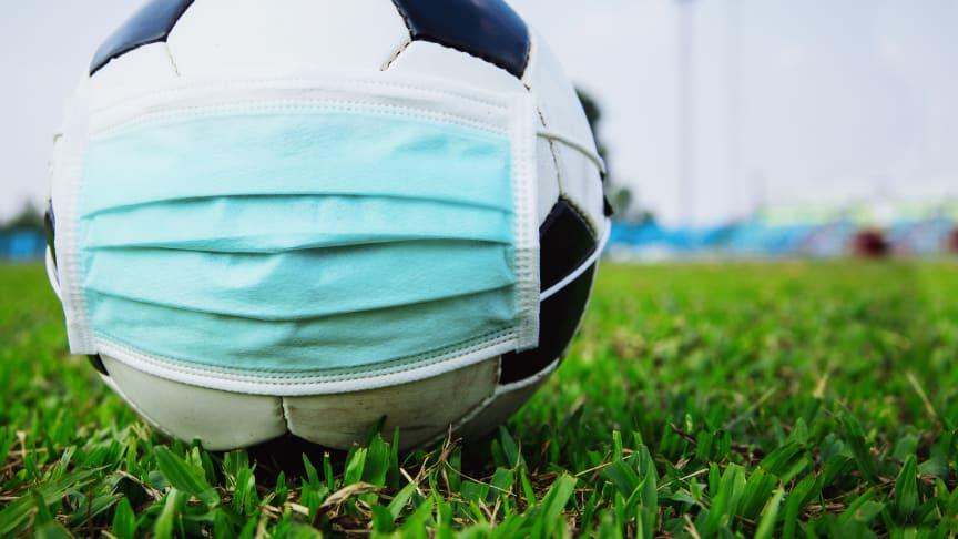 Spelarna testas inför fotbolls-EM