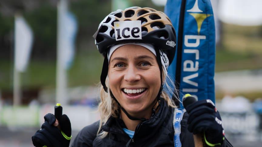 POPULÆR: Tiril Eckhoff er Norges mest populære kvinnelige idrettsutøver i august. Foto: Christian Haukeli