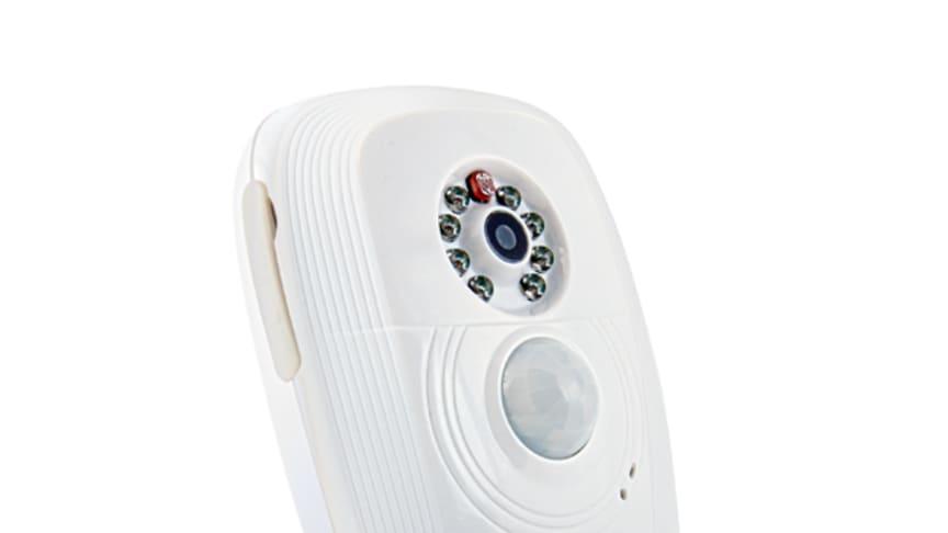 Realtidskoll med 3G övervakningskamera