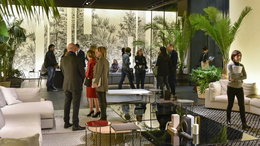 imm cologne - the international furniture fair