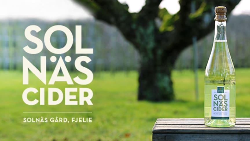 Kiviks Musteri lanserar en modern svensk gårdscider