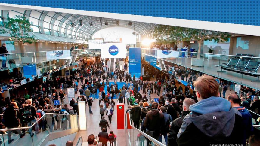 Digital Yacht estará en el Boot 2020 de Düsseldorf