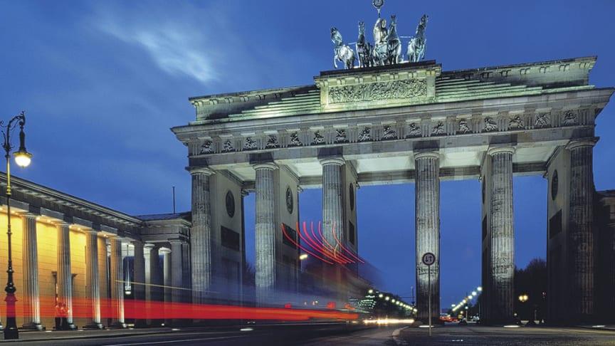 Scandlines fejrer 25-året for Berlinmurens fald