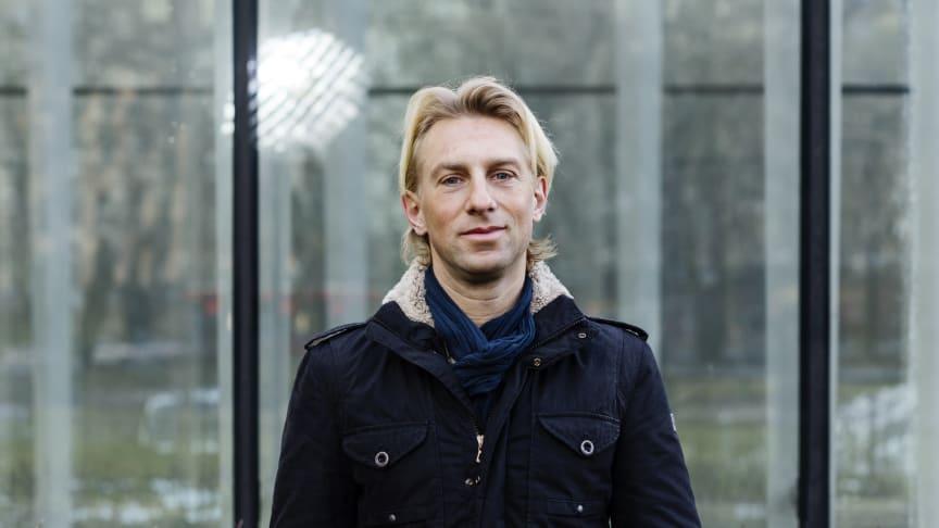 Anders Hansen. Foto: Stefan Tell