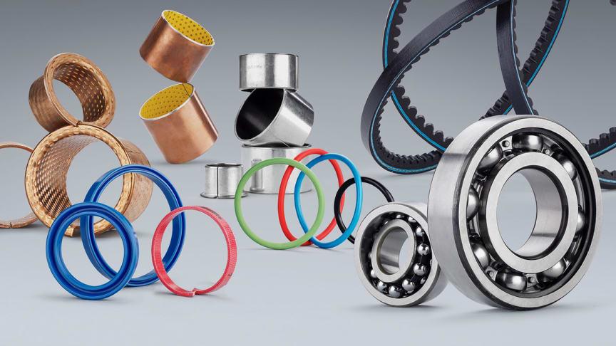 Teknikprodukter levererar tätningar, transmissioner och lager till stora och små företag.