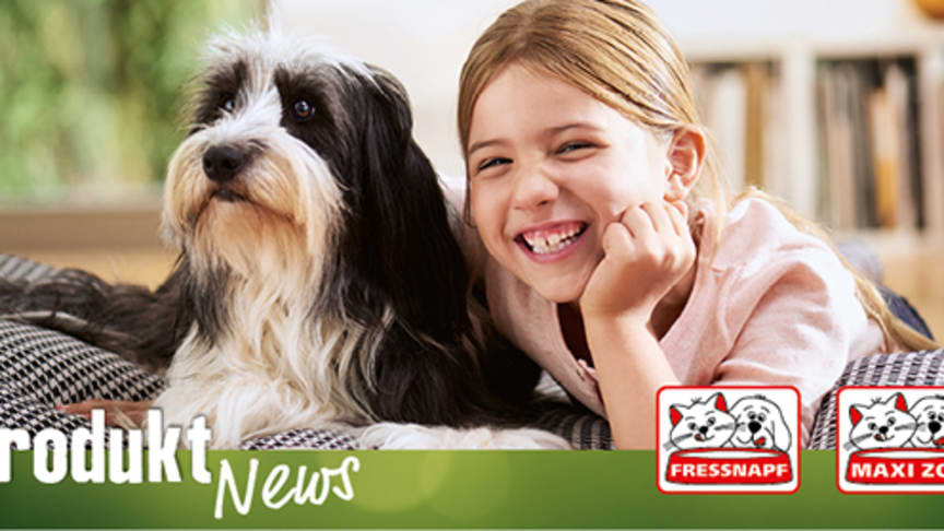 """Fressnapf-Produktnews 02/2018:  Nach der  """"5. Jahreszeit"""" kommt die Fastenzeit"""