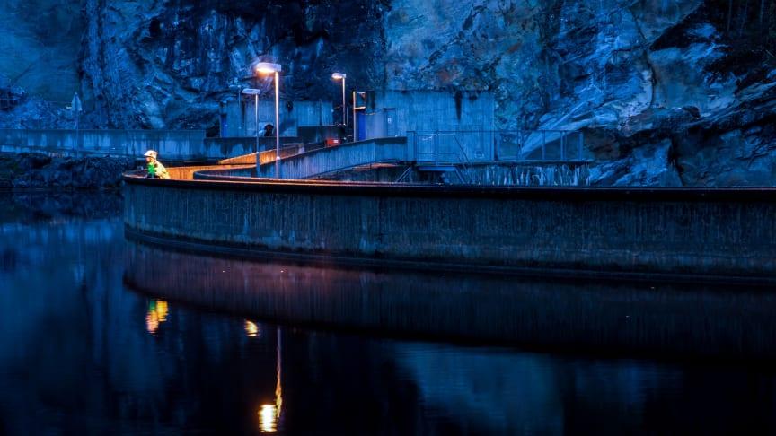 Rollag Elverk og Glitre Energi inngår intensjonsavtale