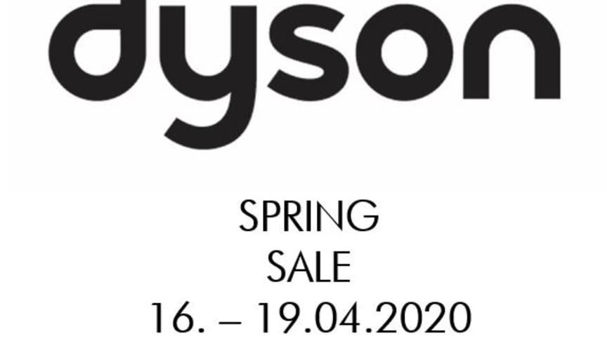 Alles neu macht der Frühling: Dyson Spring Sale 2020