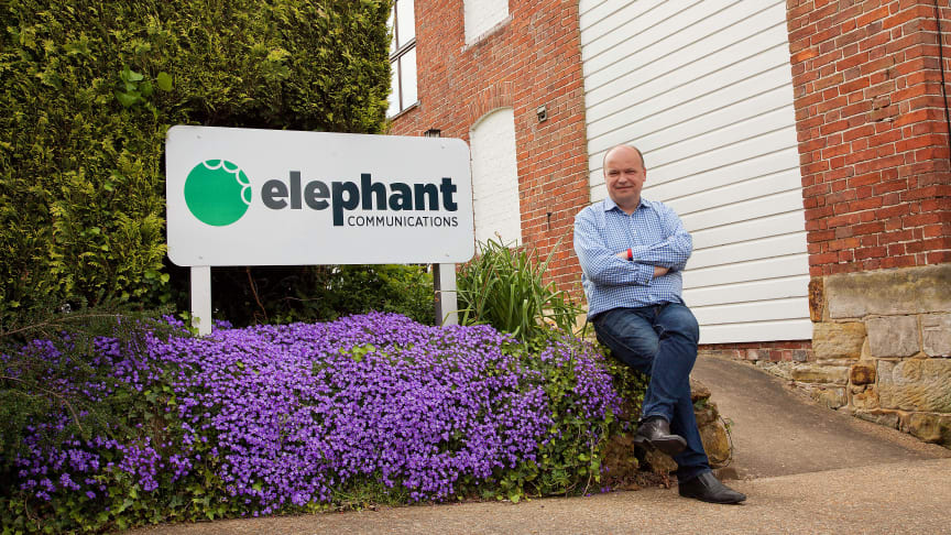 elephant communications sponsors art conservation award