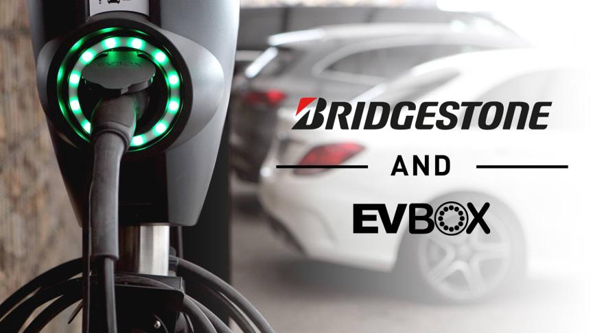 Bridgestone EMIA i partnerskap  med EVBox Group för att utöka Europas infrastruktur för laddning av elfordon