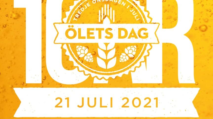 Ölets Dag genomförs för tionde året i rad på onsdag 21 juli.