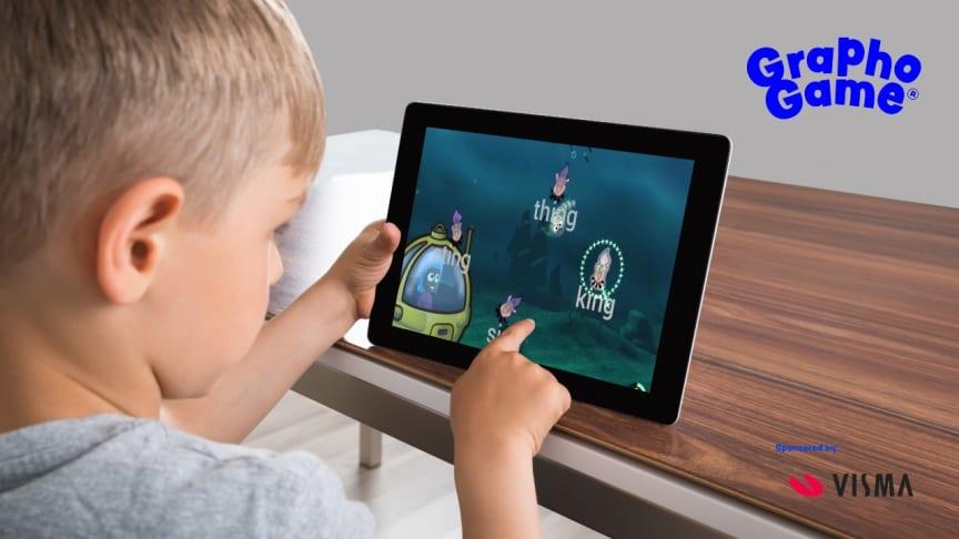 Wilma-sovellus lahjoittaa englanninkielisen lukemaanoppimispelin ilmaiseksi lasten käyttöön