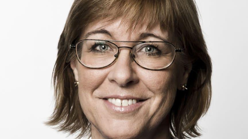 Karin Båtelson, ordförande i Sjukhusläkarna och förste vice ordförande i Läkarförbundet