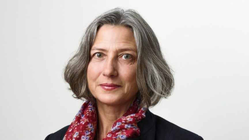Maria Schultz. Foto: Stefan Tell