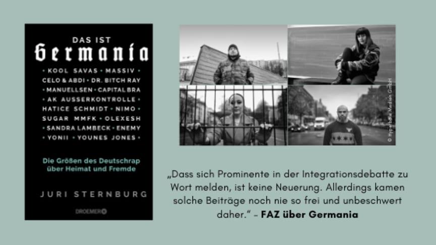 """""""Das ist Germania"""" - Die Größen des Deutschrap über Heimat und Fremde"""