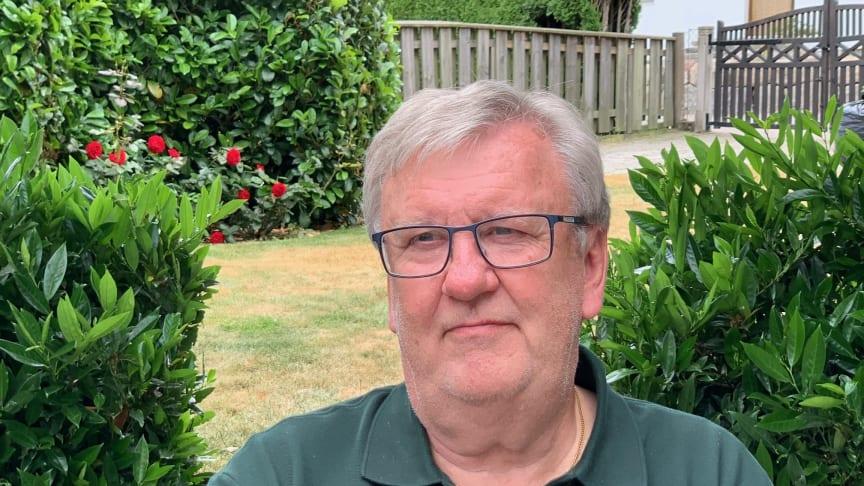 Håkan Hellbjer tog tandläkarexamen från Odontologiska fakulteten 1980. Nu utnämns han till hedersdoktor vid Malmö universitet