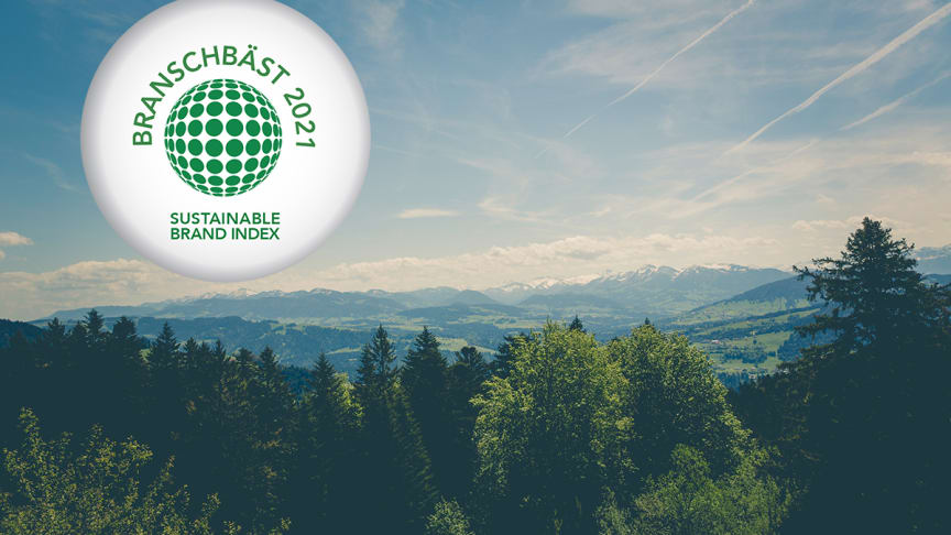 Sustainable Brand Index 2021